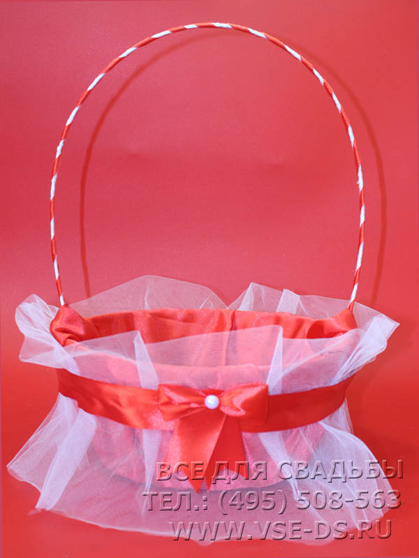 Свадебные корзинки для лепестков роз своими руками 70
