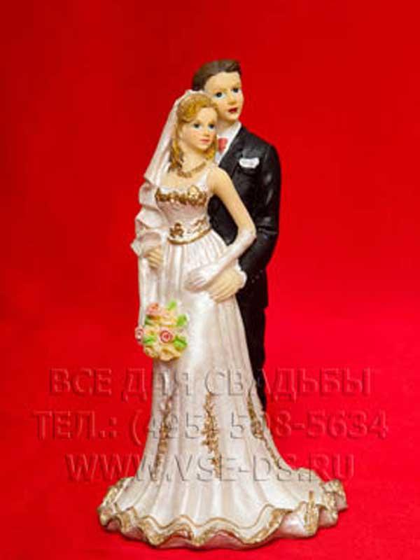 Фигурки жениха и невесты из мастики своими руками