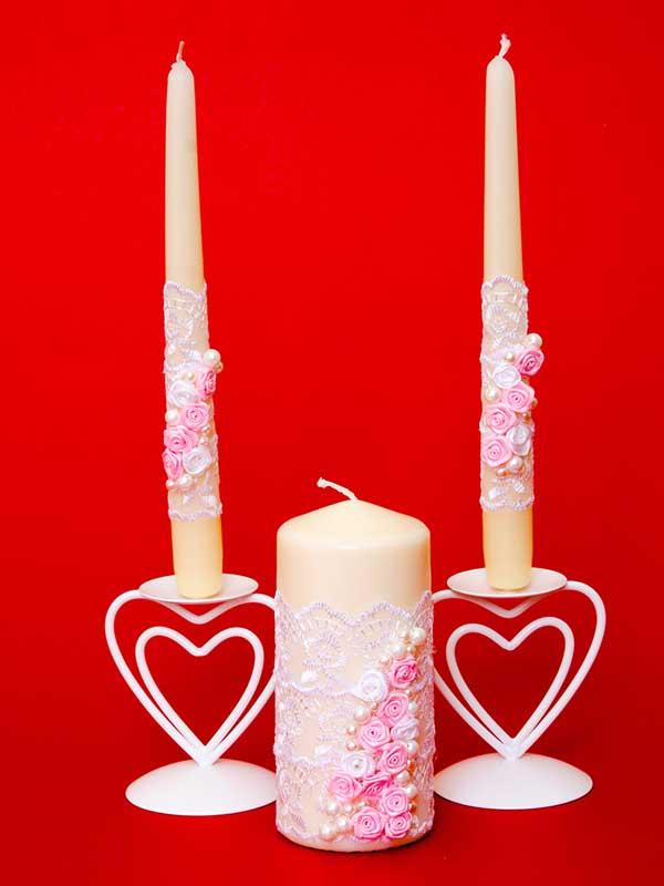 Поздравления со свечами на свадьбе