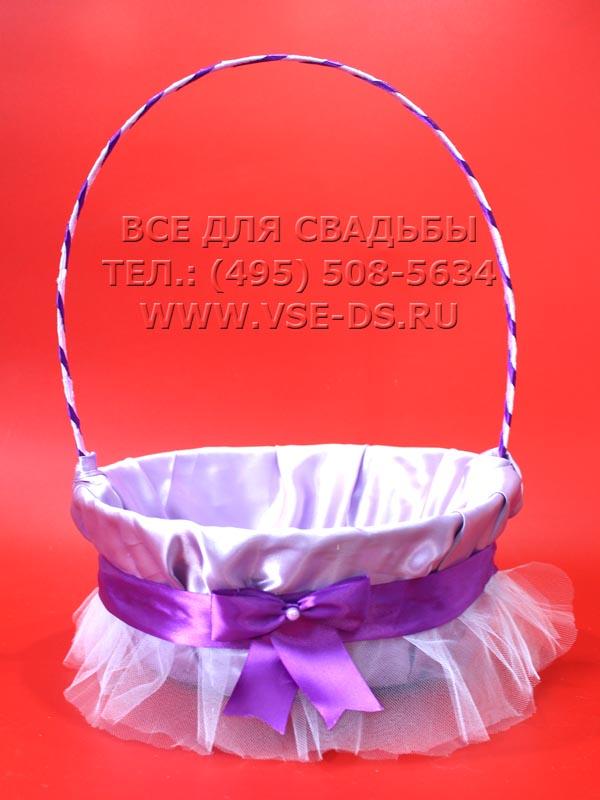 Свадебные корзинки для лепестков роз своими руками 64